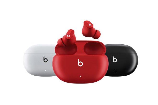 Apple ra mắt tai nghe Beats Studio Buds, chống ồn ANC, giá 149,99 USD - Ảnh 1.
