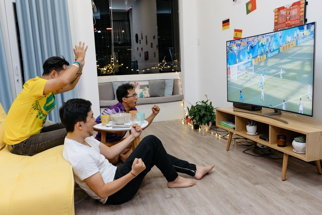 Kinh phí tầm 7 triệu, mua TV nào xem bóng đá cho phê? - Ảnh 3.