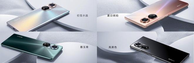 Honor 50 ra mắt: Màn hình AMOLED 120Hz, Snapdragon 778G, sạc nhanh 100W, có Google, giá từ 8.6 triệu đồng - Ảnh 2.