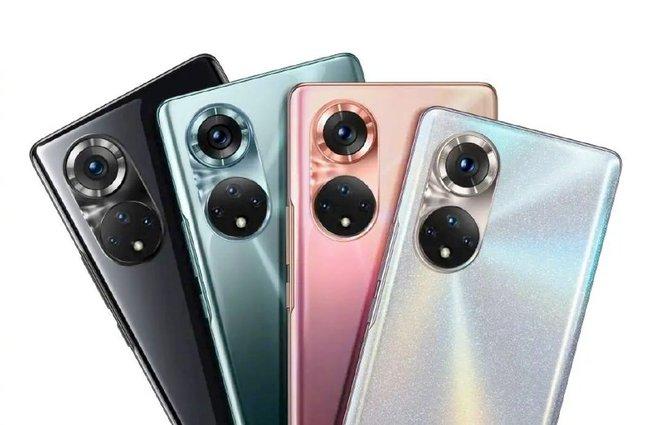 Honor 50 ra mắt: Màn hình AMOLED 120Hz, Snapdragon 778G, sạc nhanh 100W, có Google, giá từ 8.6 triệu đồng - Ảnh 3.
