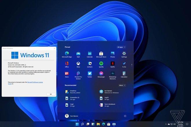 """Sau vụ rò rỉ bộ cài Windows 11 từ Trung Quốc, Microsoft trấn an người dùng: """"Đây mới chỉ là..."""