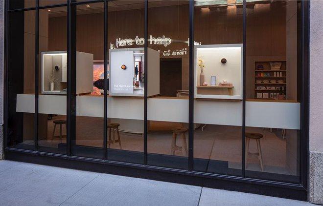 Google khai trương cửa hàng bán lẻ đầu tiên của mình, một trải nghiệm nghệ thuật khác hẳn Apple Store - Ảnh 2.