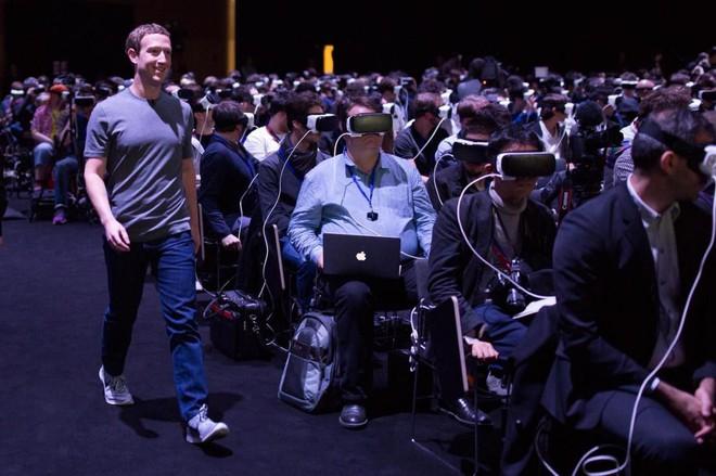 Facebook chuẩn bị bật quảng cáo trong môi trường thực tế ảo của Oculus Quest - Ảnh 2.