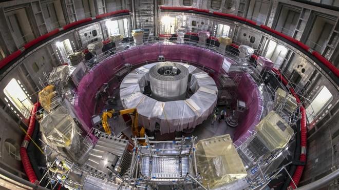 Hút được cả tàu sân bay, mạnh gấp 280.000 lần từ trường Trái Đất, khối nam châm này sắp được dùng tạo ra năng lượng nhiệt hạch cho nhân loại - Ảnh 3.