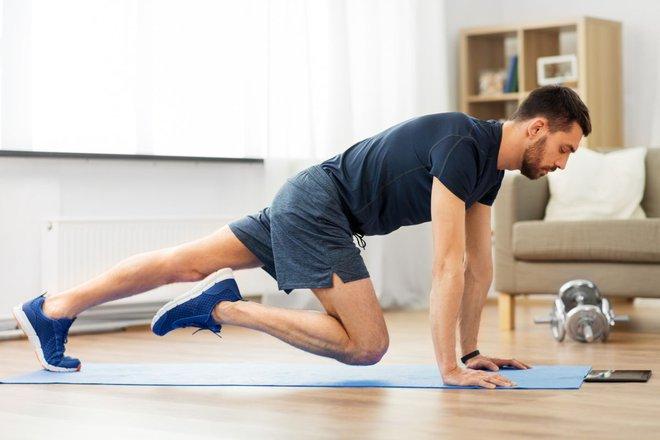 Không có nổi 10 phút tập thể dục/tuần đặt bạn vào nguy cơ gấp đôi nhiễm COVID-19 nặng và tử vong - Ảnh 2.