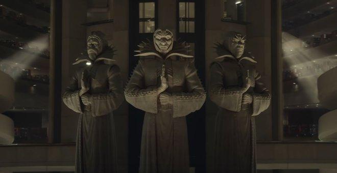 Giả thuyết MCU: Time-Keepers mới là trùm cuối trong series Loki - Ảnh 1.