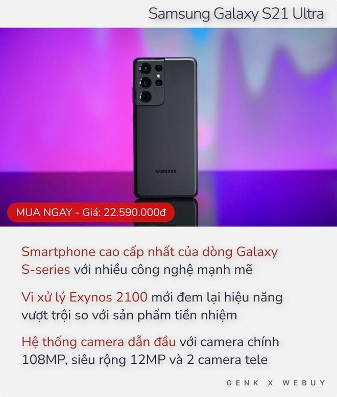 Chuyên trang công nghệ The Verge khẳng định đây là 10 smartphone đáng xuống tiền nhất nửa đầu 2021 - Ảnh 2.