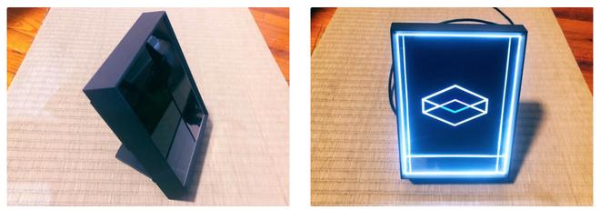 Với giá thương mại 249 USD, khung ảnh hologram này sẽ biến bàn làm việc của bạn ảo diệu hơn bao giờ hết - Ảnh 1.