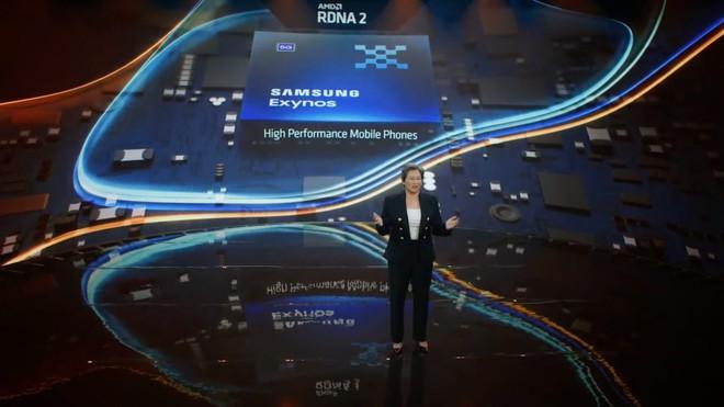 Với chip Exynos thế hệ mới, smartphone Samsung sẽ có đồ họa siêu khủng với Ray Tracing, đổ bóng VRS - Ảnh 1.