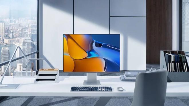 Huawei ra mắt màn hình MateView: 28.2 inch, 4K tỷ lệ 3:2, có cổng USB-C, giá từ 14.3 triệu đồng - Ảnh 1.