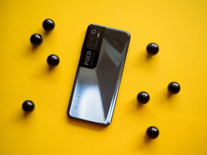 POCO M3 Pro 5G ra mắt tại VN: Smartphone 5G giá rẻ trong phân khúc 5 triệu đồng - Ảnh 1.