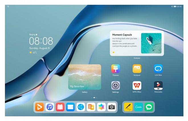Huawei ra mắt máy tính bảng MatePad mới: Chạy HarmonyOS, có cả phiên bản dùng chip Snapdragon, giá từ 13.7 triệu đồng - Ảnh 4.
