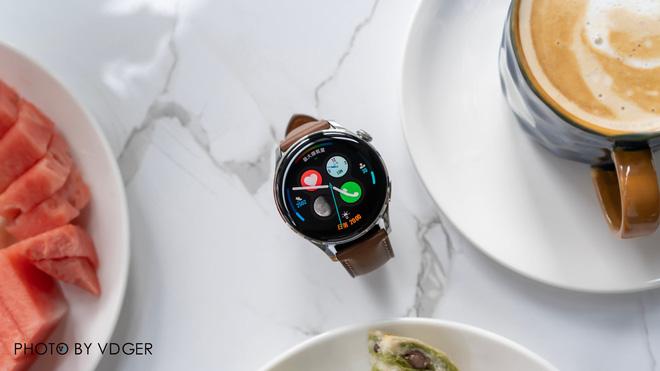 Huawei Watch 3 ra mắt: Có núm xoay như Apple Watch, chạy HarmonyOS, pin 3 ngày, giá từ 9.4 triệu đồng - Ảnh 1.