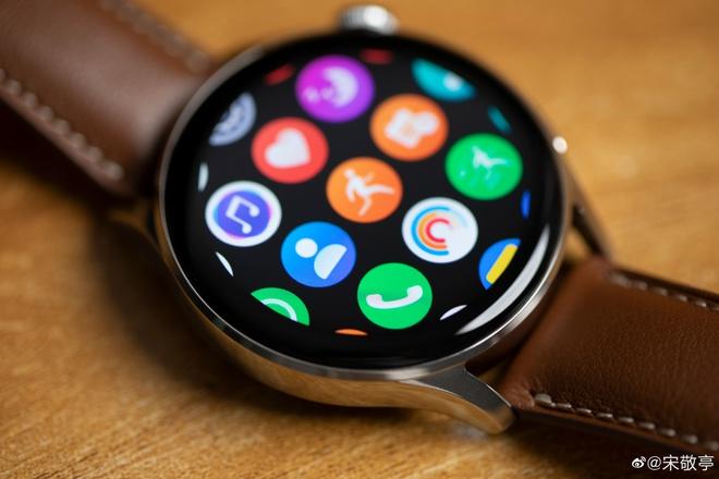 Huawei Watch 3 ra mắt: Có núm xoay như Apple Watch, chạy HarmonyOS, pin 3 ngày, giá từ 9.4 triệu đồng - Ảnh 8.