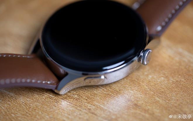 Huawei Watch 3 ra mắt: Có núm xoay như Apple Watch, chạy HarmonyOS, pin 3 ngày, giá từ 9.4 triệu đồng - Ảnh 3.