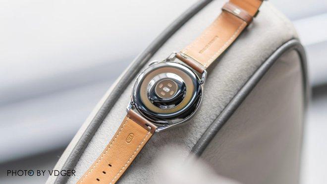 Huawei Watch 3 ra mắt: Có núm xoay như Apple Watch, chạy HarmonyOS, pin 3 ngày, giá từ 9.4 triệu đồng - Ảnh 4.