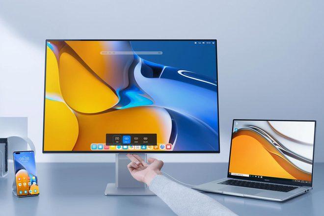 Huawei ra mắt màn hình MateView: 28.2 inch, 4K tỷ lệ 3:2, có cổng USB-C, giá từ 14.3 triệu đồng - Ảnh 5.