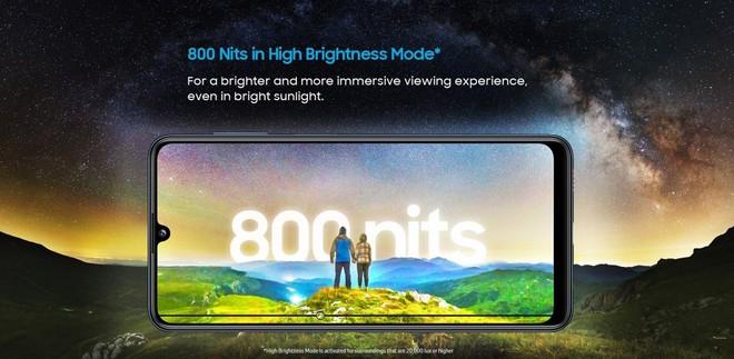 Galaxy M32 ra mắt: Màn hình AMOLED 90Hz, chip Helio G80, pin 6000mAh, giá từ 4.6 triệu đồng - Ảnh 2.