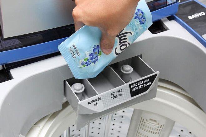 Trải nghiệm thực tế máy giặt Samsung AI: Kết nối trực tiếp với điện thoại, đo được khối lượng độ bẩn quần áo, giá bán 14 triệu đồng - Ảnh 9.