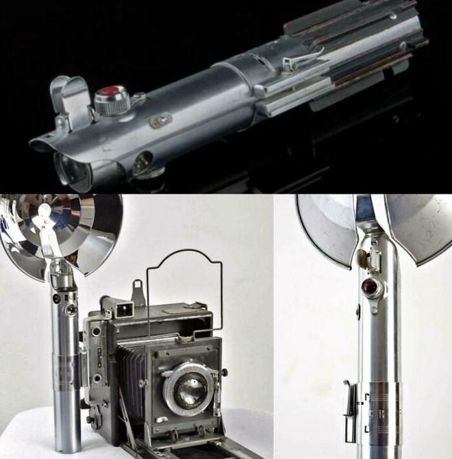 Ngã ngửa với những đạo cụ trong phim sci-fi, tưởng công nghệ cao hóa ra toàn những vật dụng quen thuộc thế này đây - Ảnh 2.
