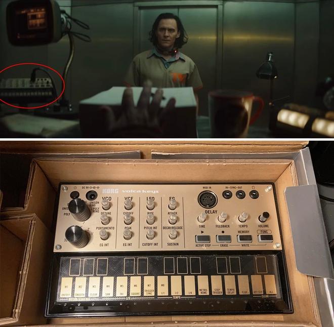 Ngã ngửa với những đạo cụ trong phim sci-fi, tưởng công nghệ cao hóa ra toàn những vật dụng quen thuộc thế này đây - Ảnh 6.