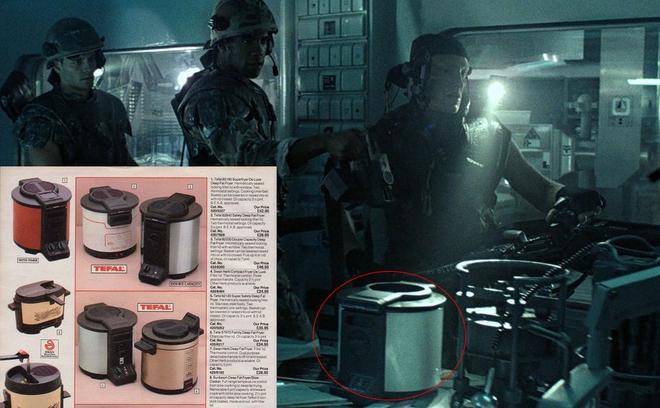 Ngã ngửa với những đạo cụ trong phim sci-fi, tưởng công nghệ cao hóa ra toàn những vật dụng quen thuộc thế này đây - Ảnh 7.
