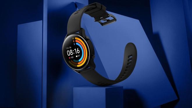 Xiaomi Mi Watch Revolve Active ra mắt: GPS tích hợp, có đo SpO2, pin 14 ngày, giá chỉ hơn 3 triệu đồng - Ảnh 2.