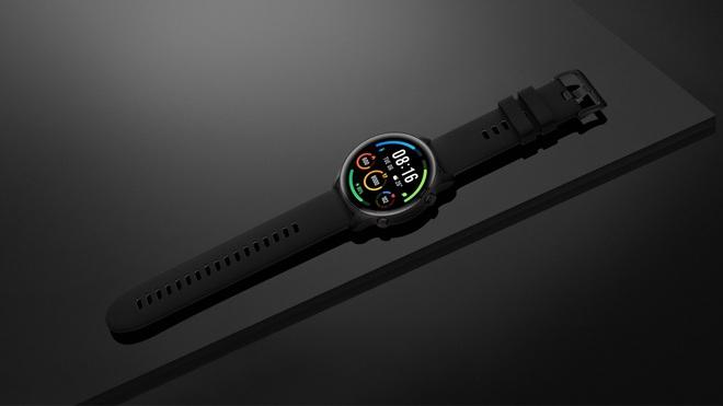Xiaomi Mi Watch Revolve Active ra mắt: GPS tích hợp, có đo SpO2, pin 14 ngày, giá chỉ hơn 3 triệu đồng - Ảnh 1.