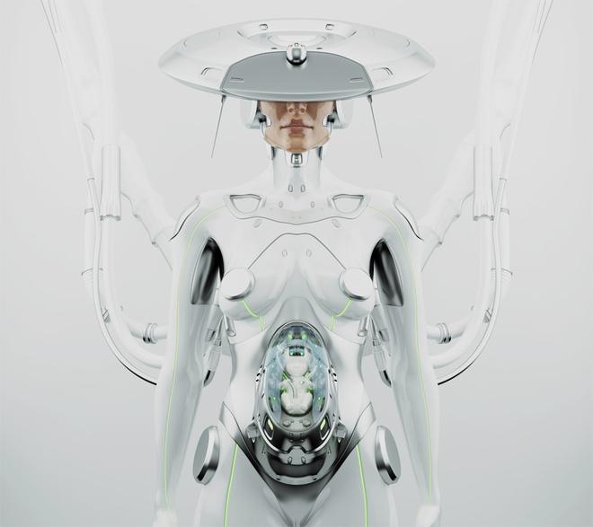 Robot sẽ sớm có khả năng sinh sản, thách thức quan niệm về tiến hóa - Ảnh 4.