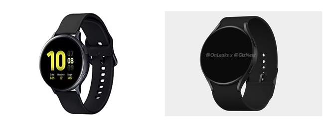 Galaxy Watch Active4 lộ diện: Thiết kế viền phẳng hơn, 4 tuỳ chọn màu sắc, ra mắt cuối tháng 6 - Ảnh 4.