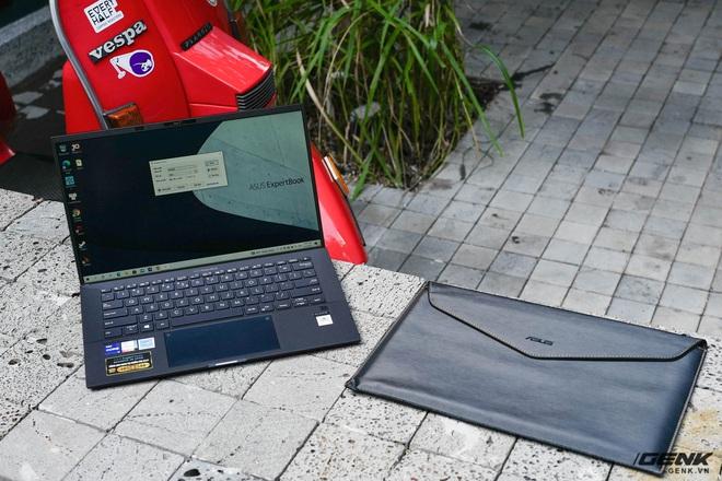 Trên tay nhanh laptop ASUS ExpertBook B9400 (2021): Bình cũ nhưng rượu vẫn có nhiều vị mới - Ảnh 6.
