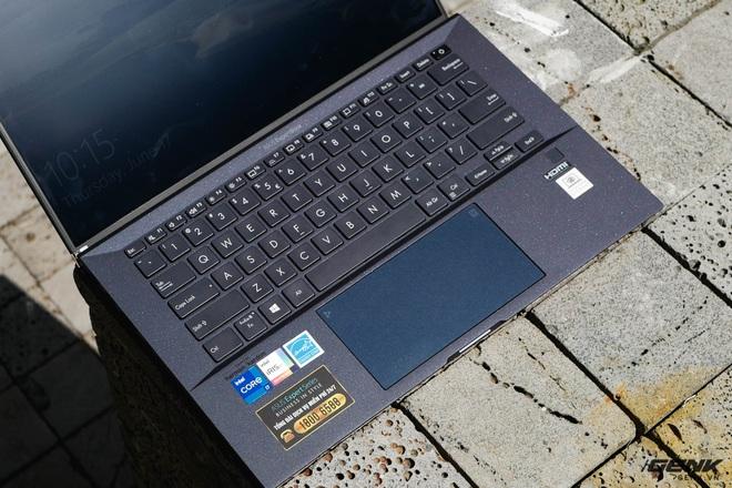 Trên tay nhanh laptop ASUS ExpertBook B9400 (2021): Bình cũ nhưng rượu vẫn có nhiều vị mới - Ảnh 14.
