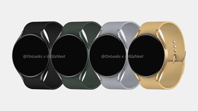 Galaxy Watch Active4 lộ diện: Thiết kế viền phẳng hơn, 4 tuỳ chọn màu sắc, ra mắt cuối tháng 6 - Ảnh 5.