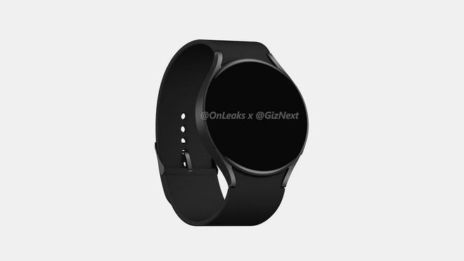 Galaxy Watch Active4 lộ diện: Thiết kế viền phẳng hơn, 4 tuỳ chọn màu sắc, ra mắt cuối tháng 6 - Ảnh 1.