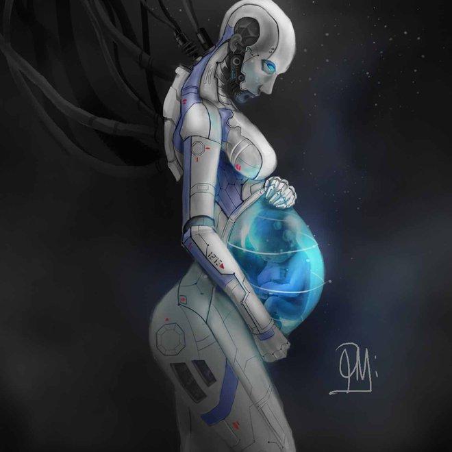 Robot sẽ sớm có khả năng sinh sản, thách thức quan niệm về tiến hóa - Ảnh 2.
