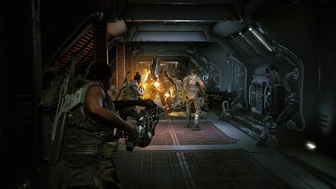 Alien: Fireteam Elite, game phối hợp đồng đội bắn quái vật không gian sẽ lên sóng vào 24/8 - Ảnh 4.