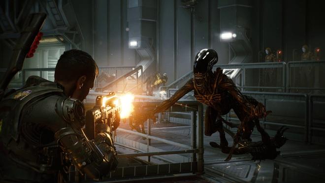 Alien: Fireteam Elite, game phối hợp đồng đội bắn quái vật không gian sẽ lên sóng vào 24/8 - Ảnh 2.