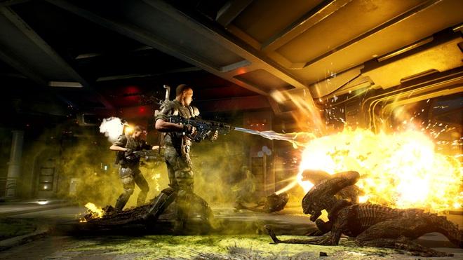 Alien: Fireteam Elite, game phối hợp đồng đội bắn quái vật không gian sẽ lên sóng vào 24/8 - Ảnh 5.