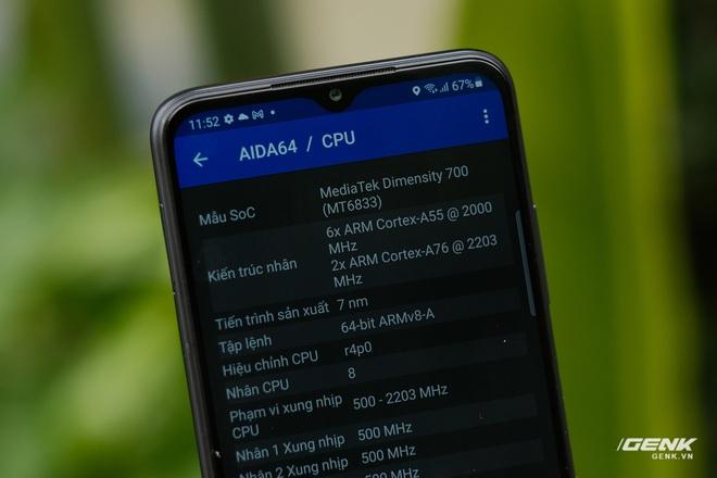 Trên tay Galaxy A22 5G: Có thêm 5G nhưng không xịn bằng bản 4G? - Ảnh 8.
