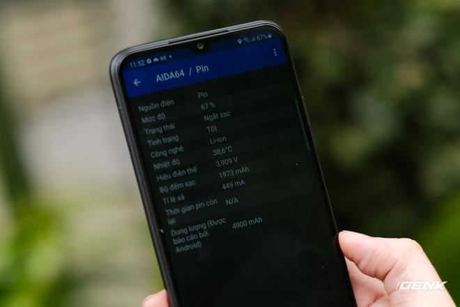 Trên tay Galaxy A22 5G: Có thêm 5G nhưng không xịn bằng bản 4G? - Ảnh 9.