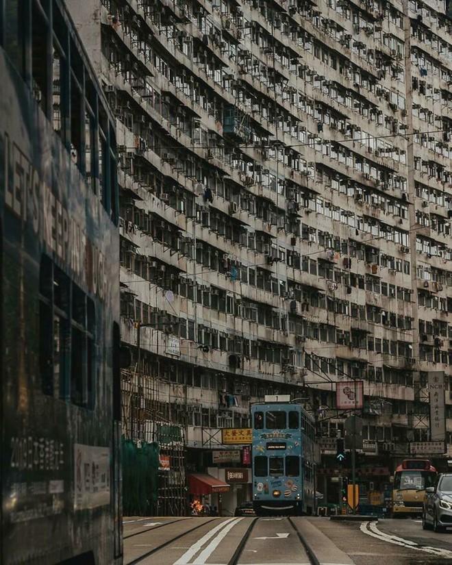 Ám ảnh với loạt hình về địa ngục đô thị: Khi con người tự xây dựng hoặc biến nơi ở của mình thành cơn ác mộng - Ảnh 1.
