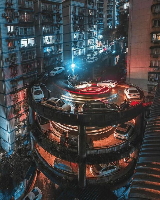 Ám ảnh với loạt hình về địa ngục đô thị: Khi con người tự xây dựng hoặc biến nơi ở của mình thành cơn ác mộng - Ảnh 10.