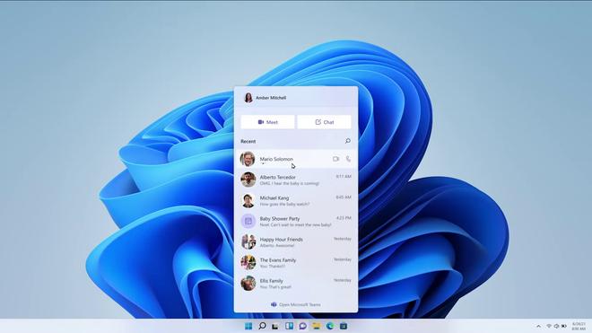 Windows 11 ra mắt: Sao chép nhiều tính năng từ macOS, chạy được app Android, cập nhật miễn phí - Ảnh 9.