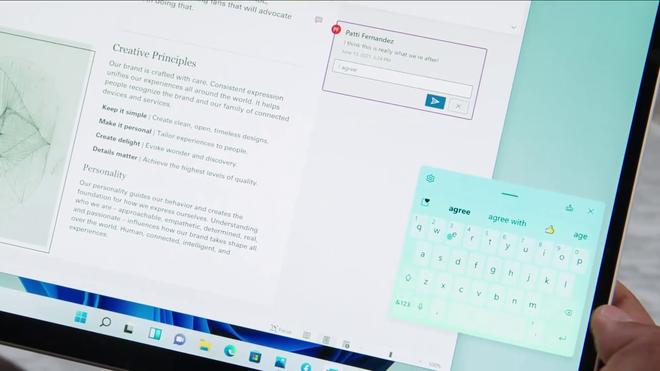 Windows 11 ra mắt: Sao chép nhiều tính năng từ macOS, chạy được app Android, cập nhật miễn phí - Ảnh 5.