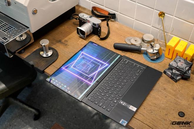 Đánh giá laptop Lenovo YOGA Slim 9i: Cái gì cũng ngon, mỗi tội giá còn cao quá! - Ảnh 10.