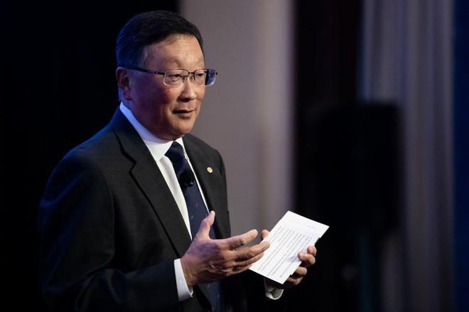 CEO BlackBerry thừa nhận thời gian phục hồi lâu hơn dự tính - Ảnh 1.