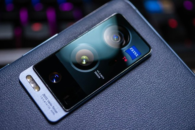 Vivo X60T Pro+ ra mắt: Phiên bản rút gọn của X60 Pro+ nhưng giá không đổi - Ảnh 5.