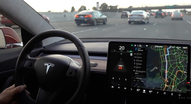 Chính phủ Trung Quốc yêu cầu Tesla thu hồi hầu như toàn bộ xe đã bán ra do vấn đề với chức năng kiểm soát hành trình - Ảnh 2.