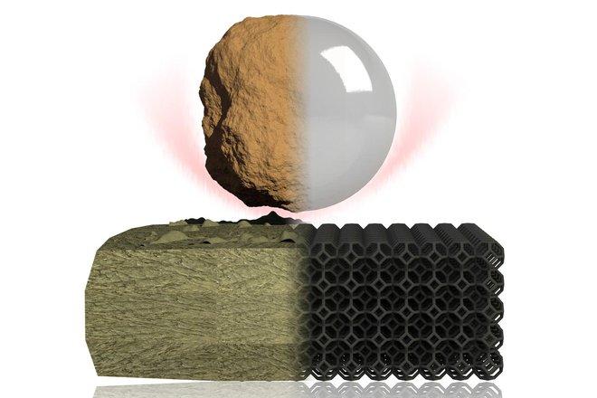 Nhỏ hơn tóc người, vật liệu siêu nhẹ này còn cứng hơn Kevlar và bền hơn cả thép - Ảnh 6.