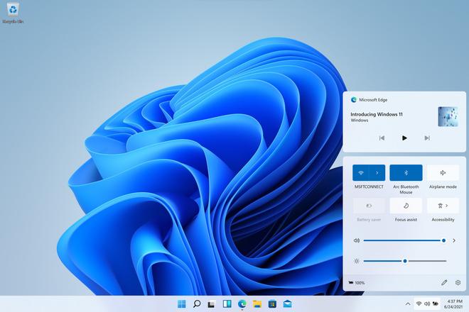 Microsoft ra mắt phiên bản Windows 11 Preview, có thể tải về ngay bây giờ - Ảnh 3.